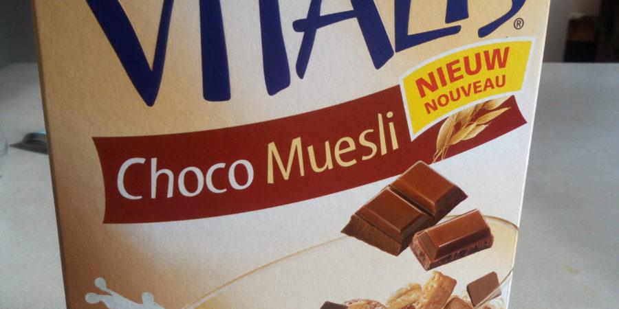 chocolade crusli pak